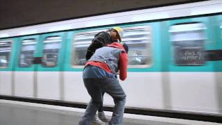 PARIS METRO SWAGGERS New Style Hip Hop Dance | YAK FILMS + soFLY