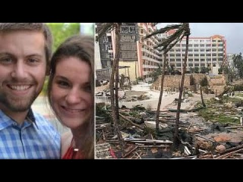 Honeymooners describe riding out Hurricane Irma in Caribbean