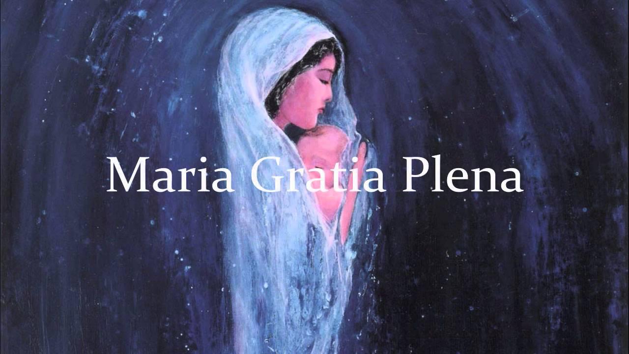 Barbra Streisand Ave Maria (Lyrics) YouTube