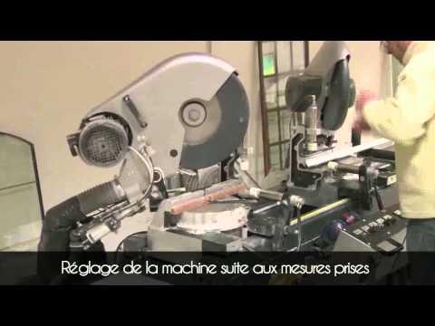 Montage double vitrage small youtube for Double vitrage