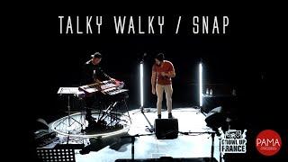 POTSIKEI - Talky Walky/Snap (live)