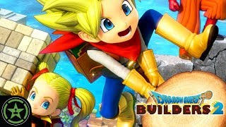 Dragon Quest Builders 2 with Matt - LIVESTREAM