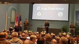 Jakov Stanišić, dopredsjednik Udruge branitelja i veterana vojnih policajaca DR