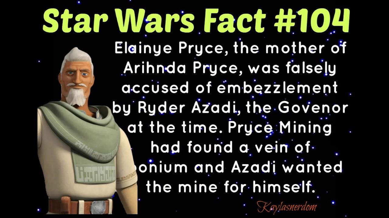 5 random star wars facts 21 youtube
