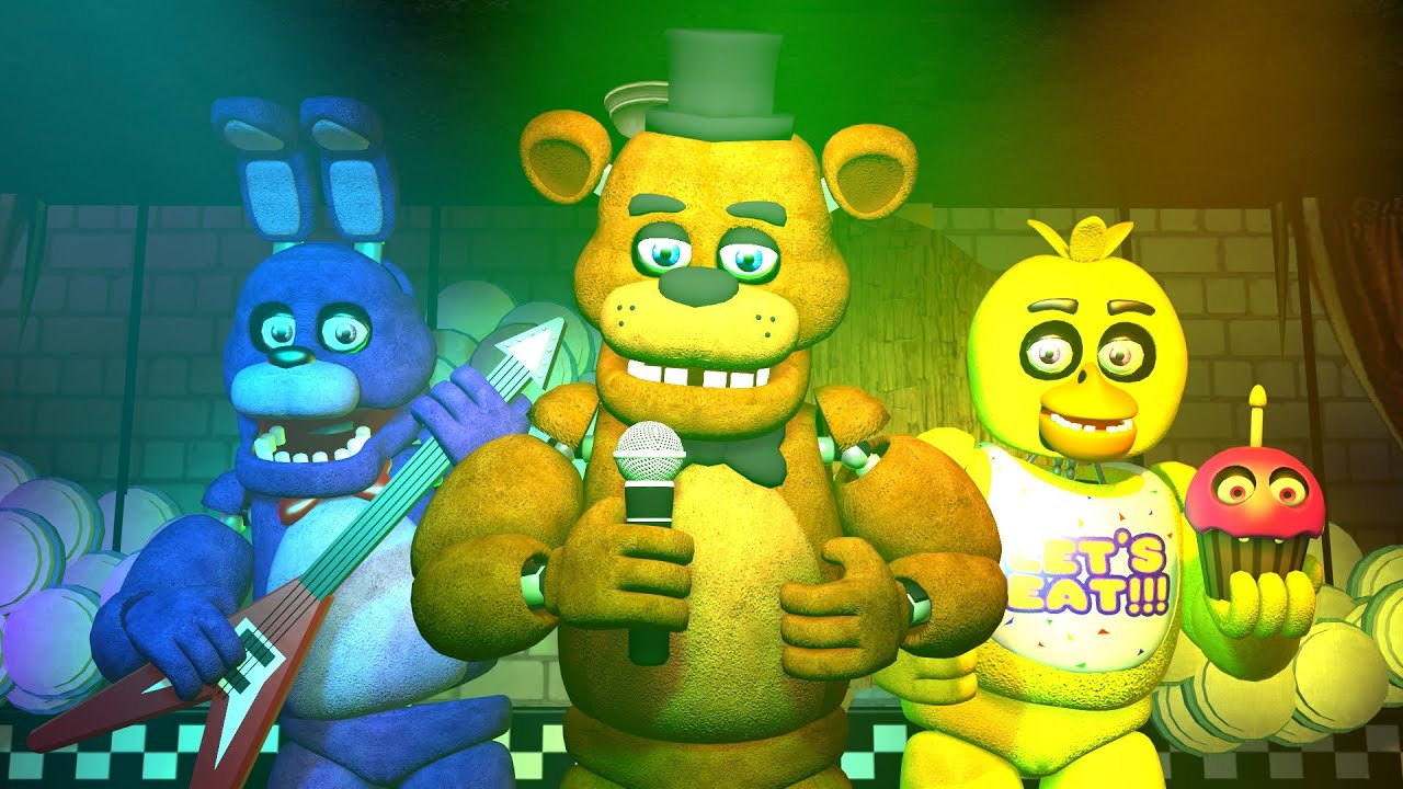 How to find five nights at freddys