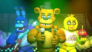 Five Nights at Freddy's Song (FNAF SFM) (Ocular Remix) thumbnail