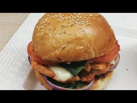 burger-100%-maison-au-poulet-trop-facile-(cuisine-rapide)