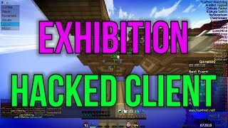 Exhibition - Hacking on Hypixel Skywars #4 - [PRIVATE HACKED CLIENT]