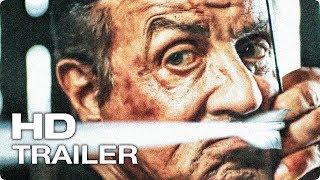 РЭМБО ׃5 ПОСЛЕДНЯЯ КРОВЬ Русский Трейлер #1 (2019) Сильвестр Сталлоне Action Movie HD