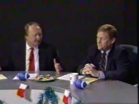 The Bill Polian Press Conference December 23rd 1991