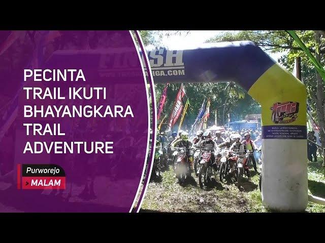 Ribuan Pecinta Trail Ikuti Bhayangkara Trail Adventure