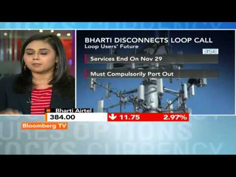 Countdown: Bharti Airtel Calls Off Deal With Loop Mobile