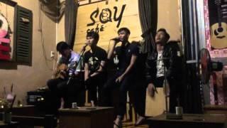 Đừng Yêu (Cover) - Quốc Tín ft Kha Trần - Guitar: Ngọc Thành