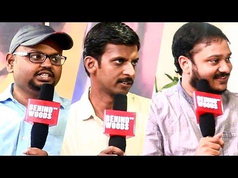 Last Year A Junior Artist In Thalaivar's 2.0, Now A Director! | Inspiring Directors Cut | MY 108