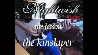 Классный рифф Nightwish  урок  + табы