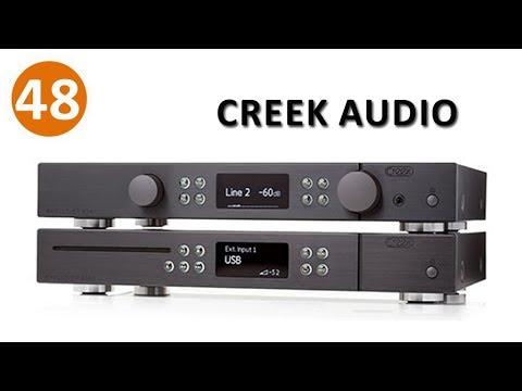 Выпуск 48. Эволюция в Hi-Fi или новые новаторские компоненты от Creek Audio уже в нашем салоне.