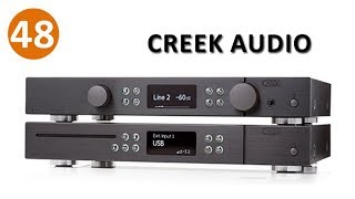 выпуск 48. Эволюция в Hi-Fi или новые новаторские компоненты от Creek Audio уже в нашем салоне