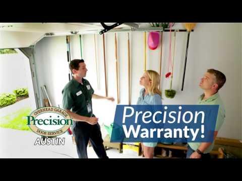 Precision Garage Door Austin, TX | Garage Door Repair Austin