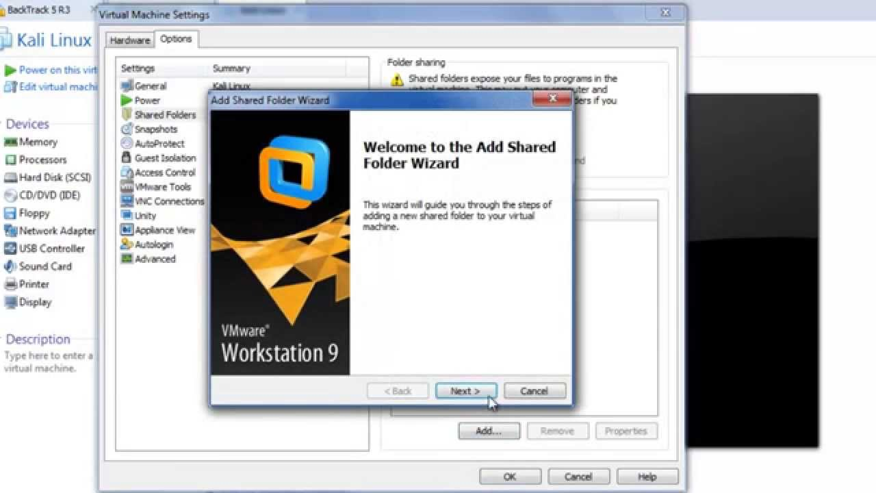 Installing the Linux VMware Software Manager tool LinuxVSM
