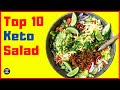 Top 10 Keto Low Carb Salad Recipes
