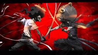 Afro Samurai  Afro vs Kuma Song MukiHyena Beat Extended