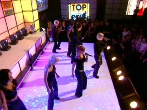 S Club 7 - Have You Ever @ Top Of The Pops 30 thNov 2001