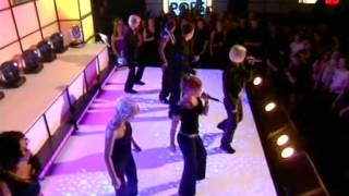 S Club 7 - Have You Ever @ Top Of The Pops 30 thNov 2001 Resimi