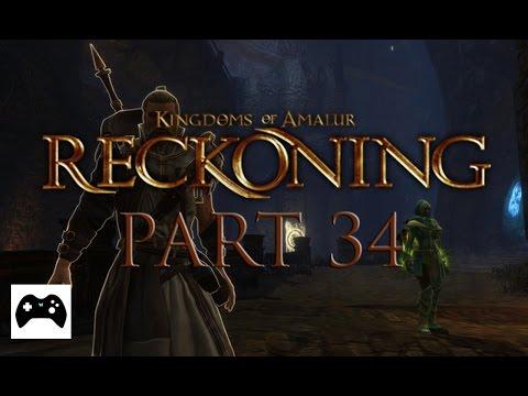 Let's Play Kingdoms of Amalur: Reckoning [Part 34/ blind/ german] - Das Theater des Schicksals