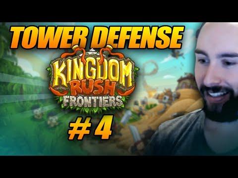 Vidéo d'Alderiate : [FR] KINGDOM RUSH FRONTIERS - EPISODE 4