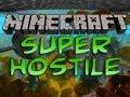 Minecraft: Super Hostile Adventure | Spellbound Caves w/Mitch, Mat, & Alex Part 2 - Setting Up Camp