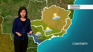 Previsão Sudeste – Risco de temporais aumenta