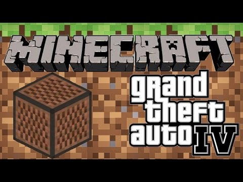 MINECRAFT  GTA IV Theme Note Block