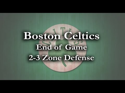 Brad Stevens Boston Celtics Late Game 2-3 Defense