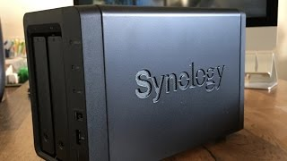 Synology DS716+ Unboxing