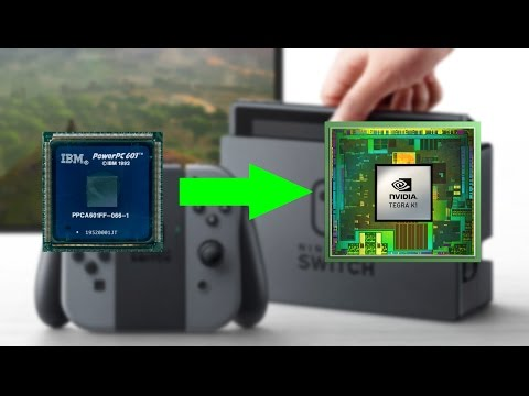 Nintendo Switch - Why the Hardware Won't Be a Problem