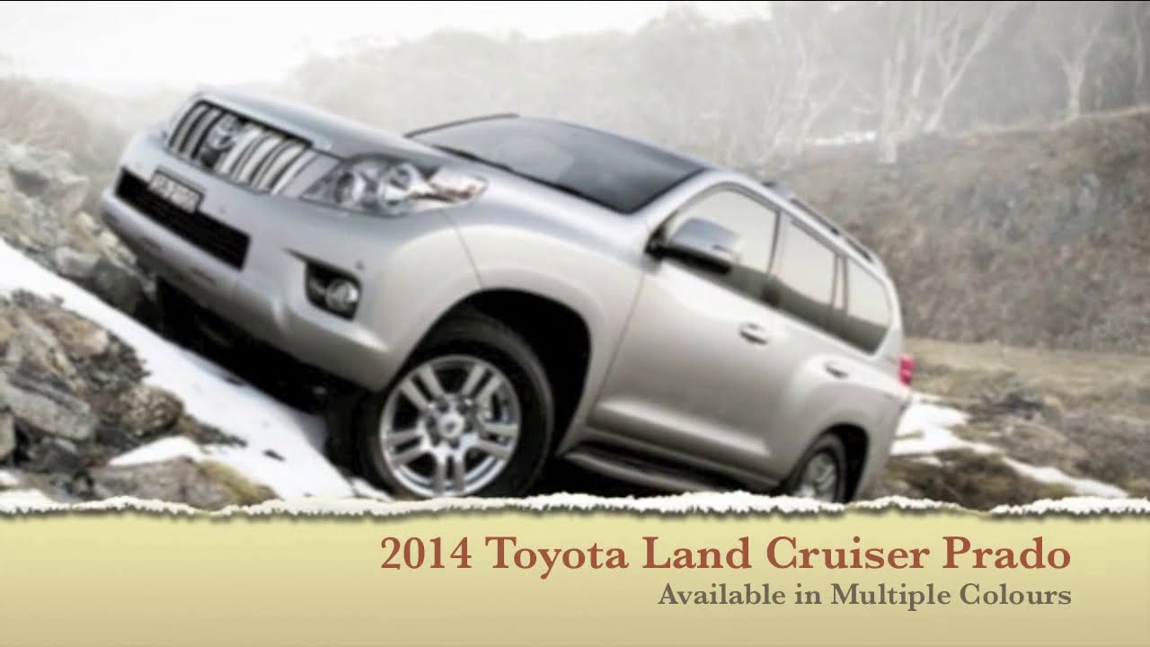 All New 2014 Toyota Prado 2015 Land Cruiser Facelift Rhd Lhd