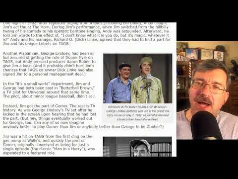 TCNW 455: Remembering Jim Nabors