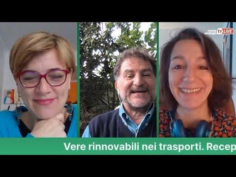 Vere rinnovabili nei trasporti