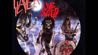 Slayer - Die By The Sword (Live Undead)