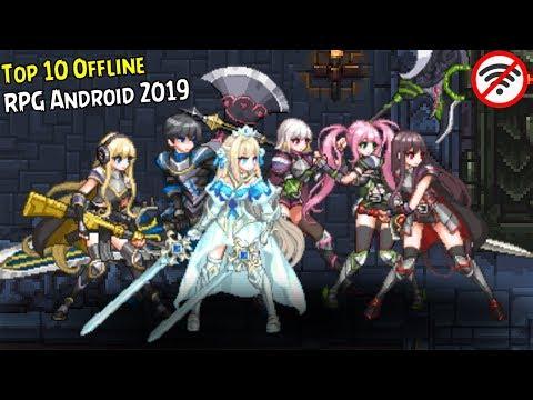 10 Game Android Offline RPG Terbaik 2019 I Best Offline RPG Android 2019