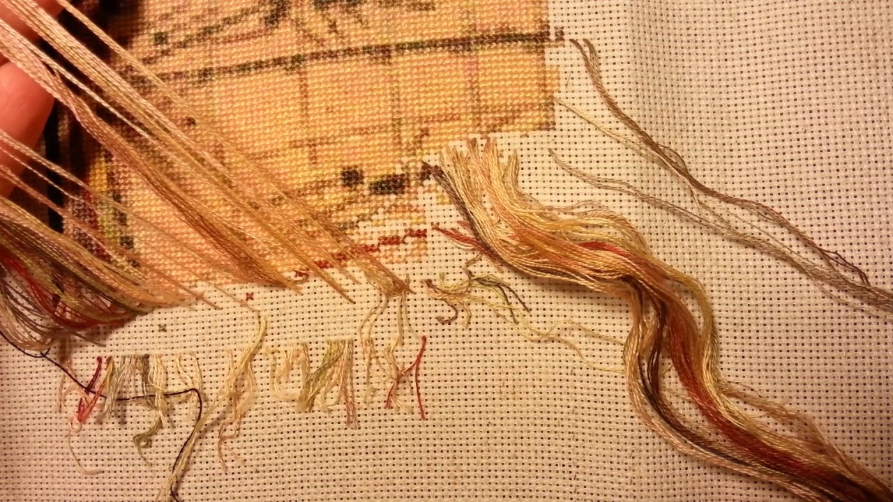 A to Z of Cross Stitch – The XStitching Runner