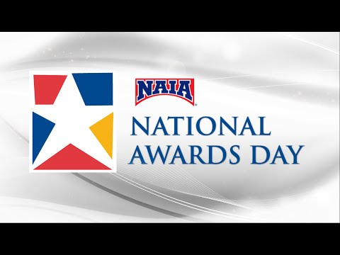 2016 NAIA National Awards Day Announcement