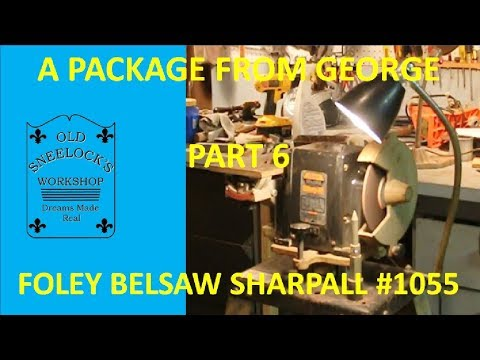 PACKAGE FROM GEORGE PART 6 FOLEY BELSAW SHARPALL 1055