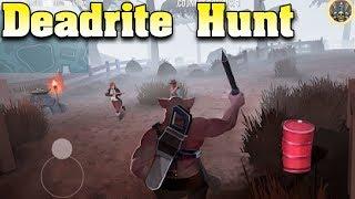 Меня Хотели затролить а получилось наоборот Deadrite Hunt! как Horrorfield Multiplayer Survival