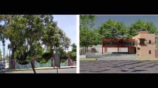 Diseño de estaciones, sub estaciones y modulos de bomberos