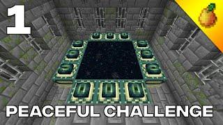 Peaceful Challenge #1: Harder Than Hard?