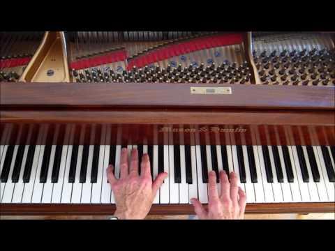 """America The Beautiful"",  Piano Solo:  w/ Altered Chords (Reharmonization)"