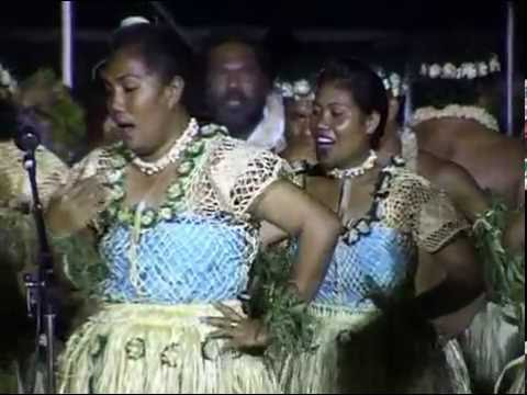 TOKELAU AT THE FESTIVAL OF PACIFIC ARTS, 1996 - Atafu Atoll