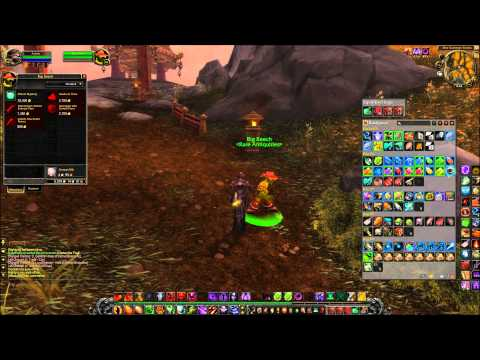 wow how to get the finsihng rod artifact