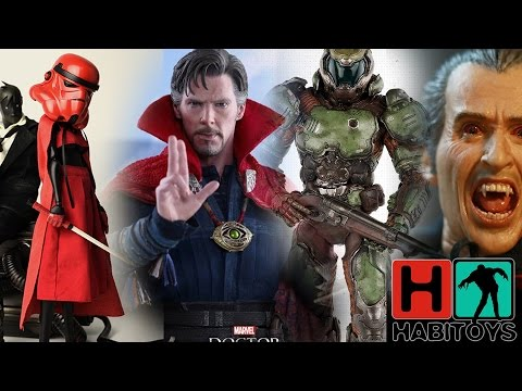 Habi Noticias 18/9/16 NEVAS FIGURAS: Hot toys, Pop Culture Shock, Star Ace Toys, 3A, ThreeZero